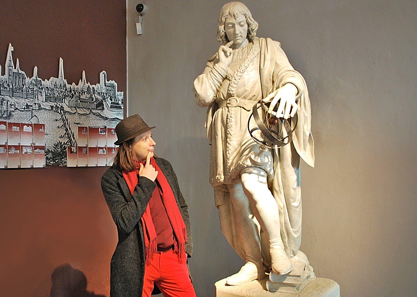 Николай Коперник — человек, который сдвинул Землю и остановил Солнце
