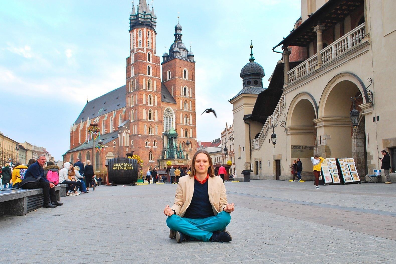 Хватит заниматься медитацией